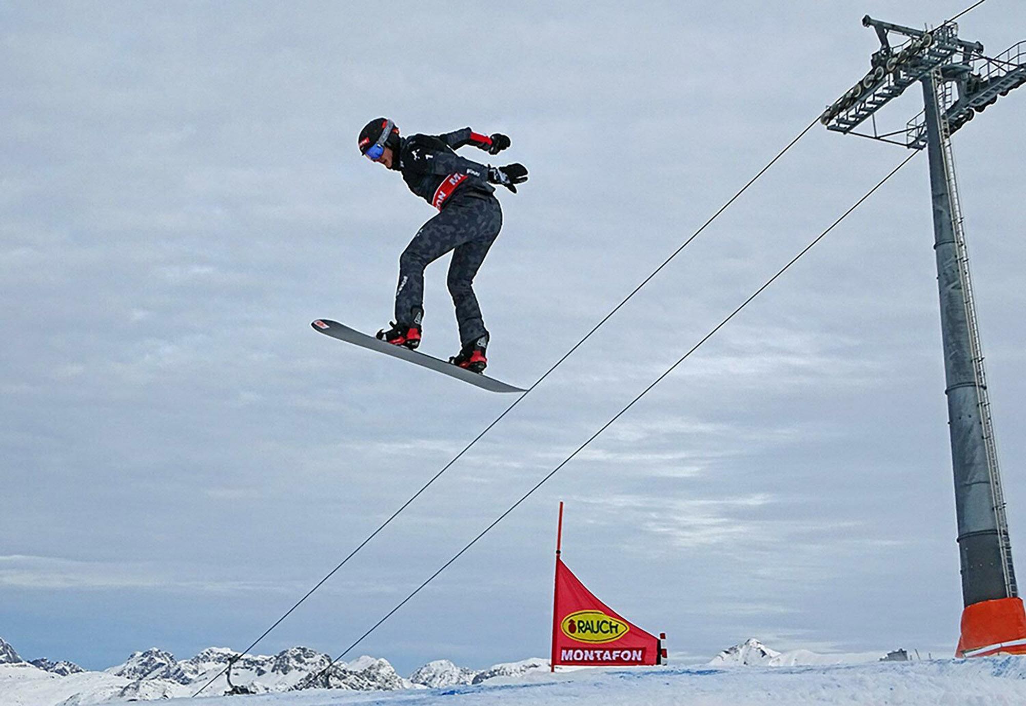 Snowboard Haemmerle Alessandro