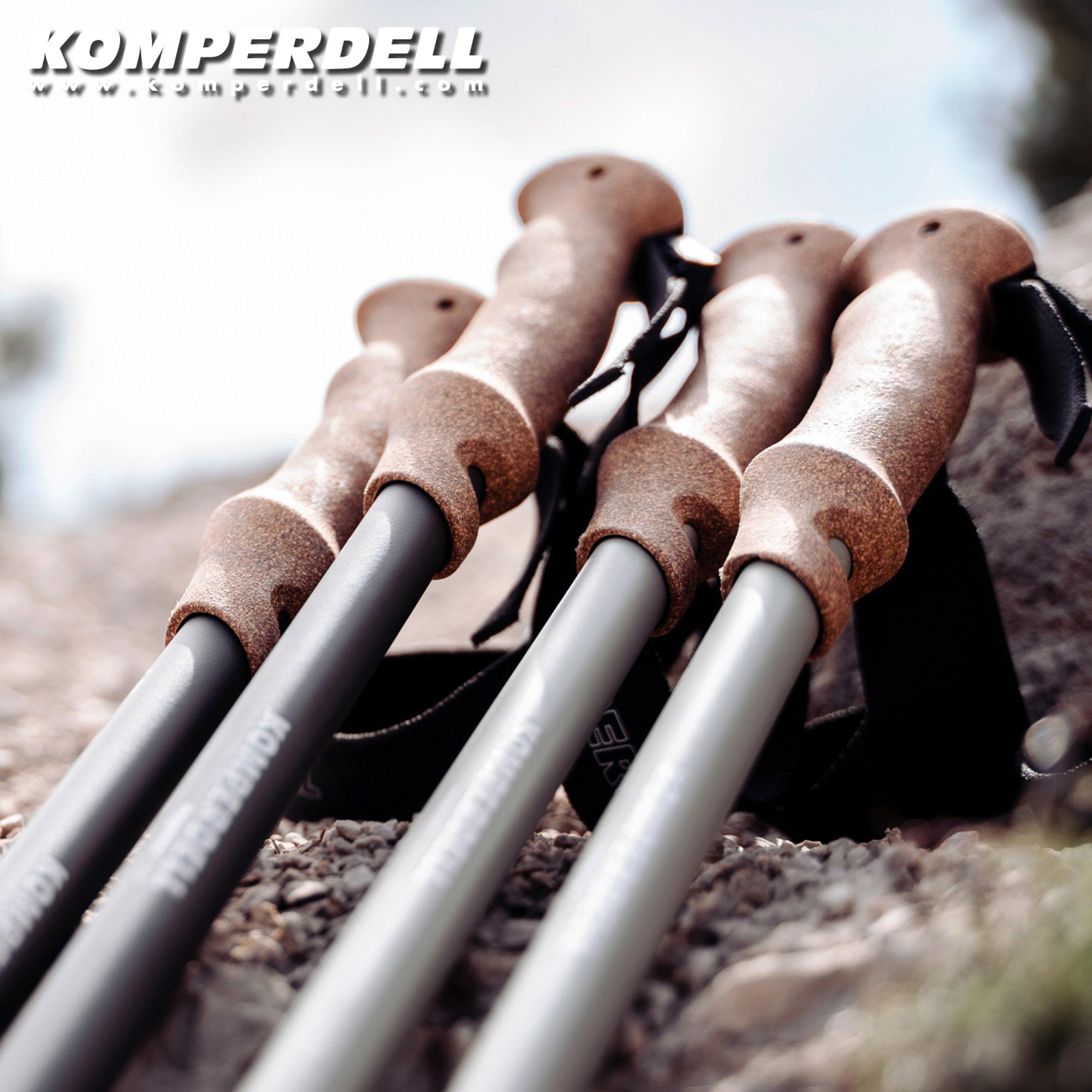 Ridgehiker Cork Powerlock Compact Action
