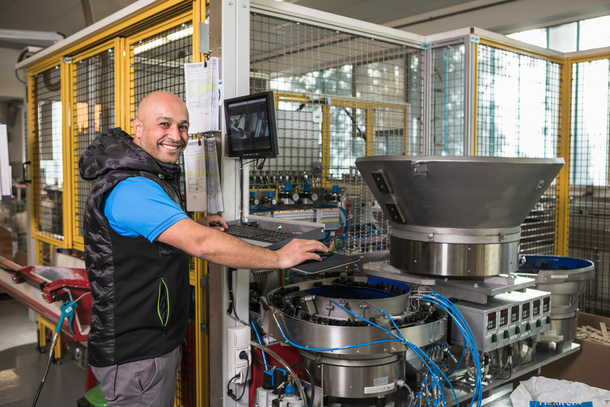 Komperdell-Camaro Produktion