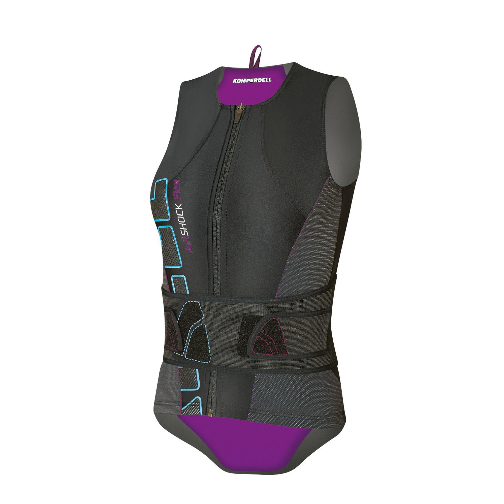 Airshock Flex-Vest-w.-B.-DA-front