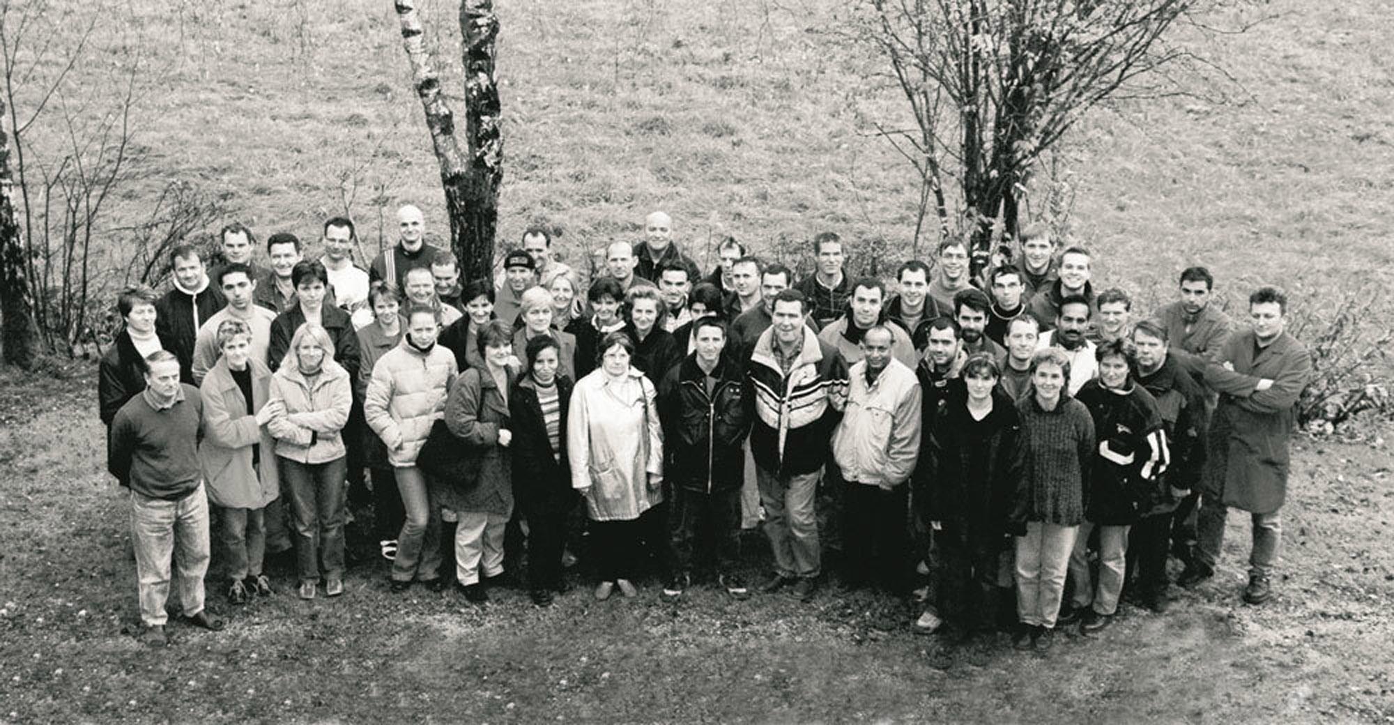 1984 Gruppenfoto