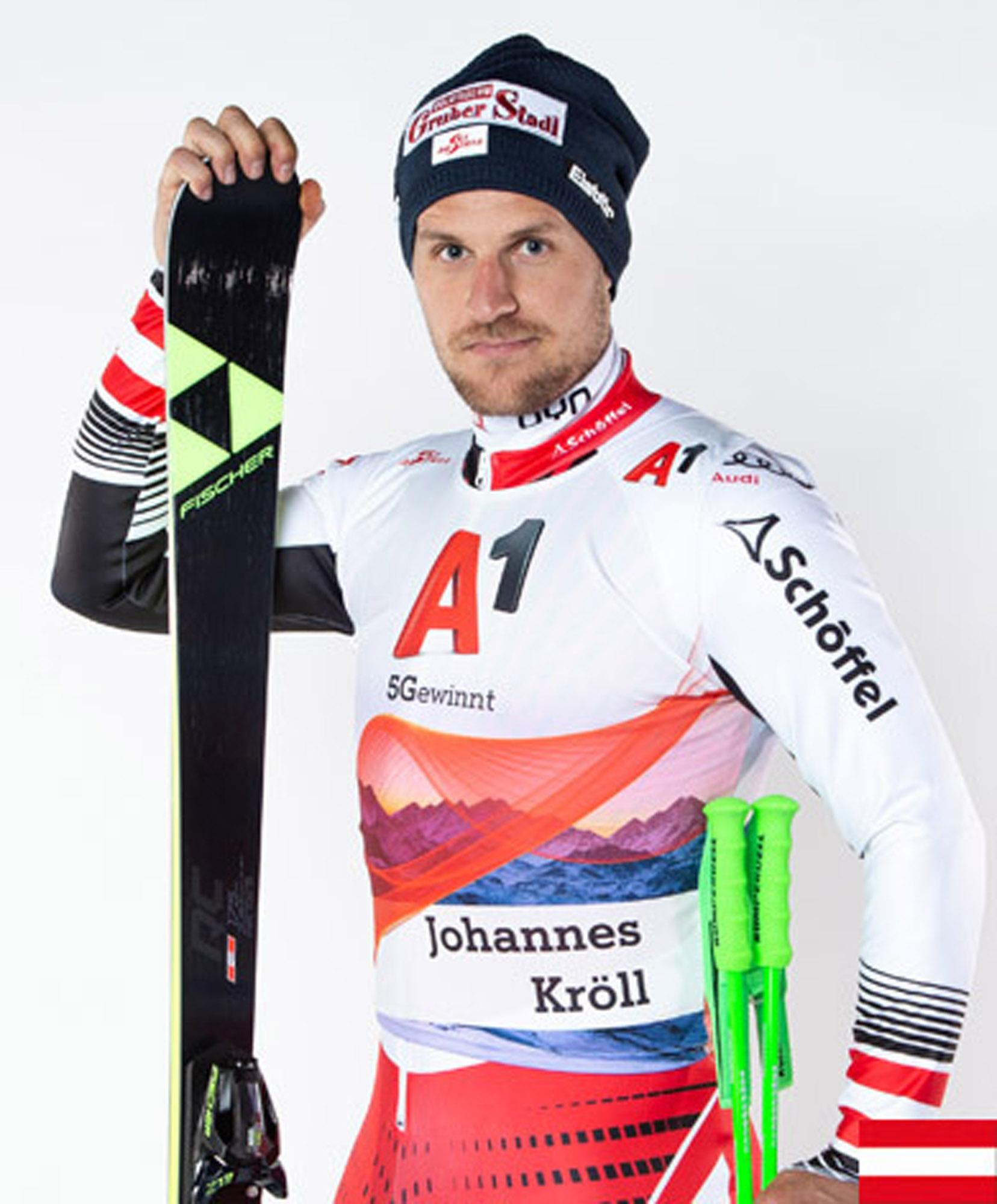 Johannes Kröll