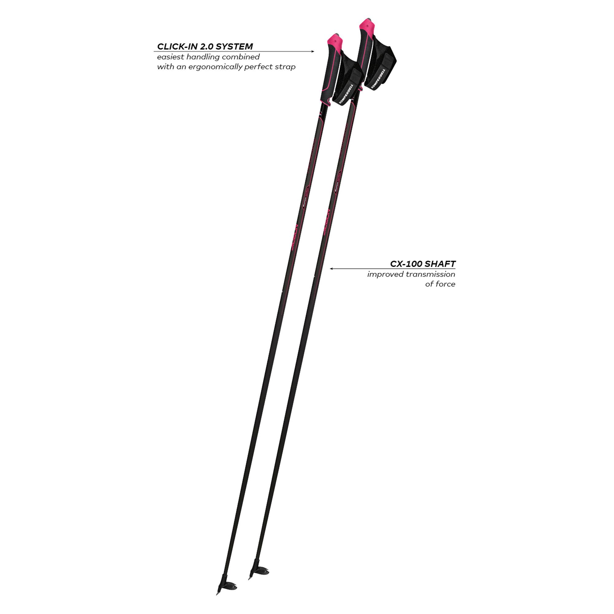 Nordic CX 100 Sport Pink