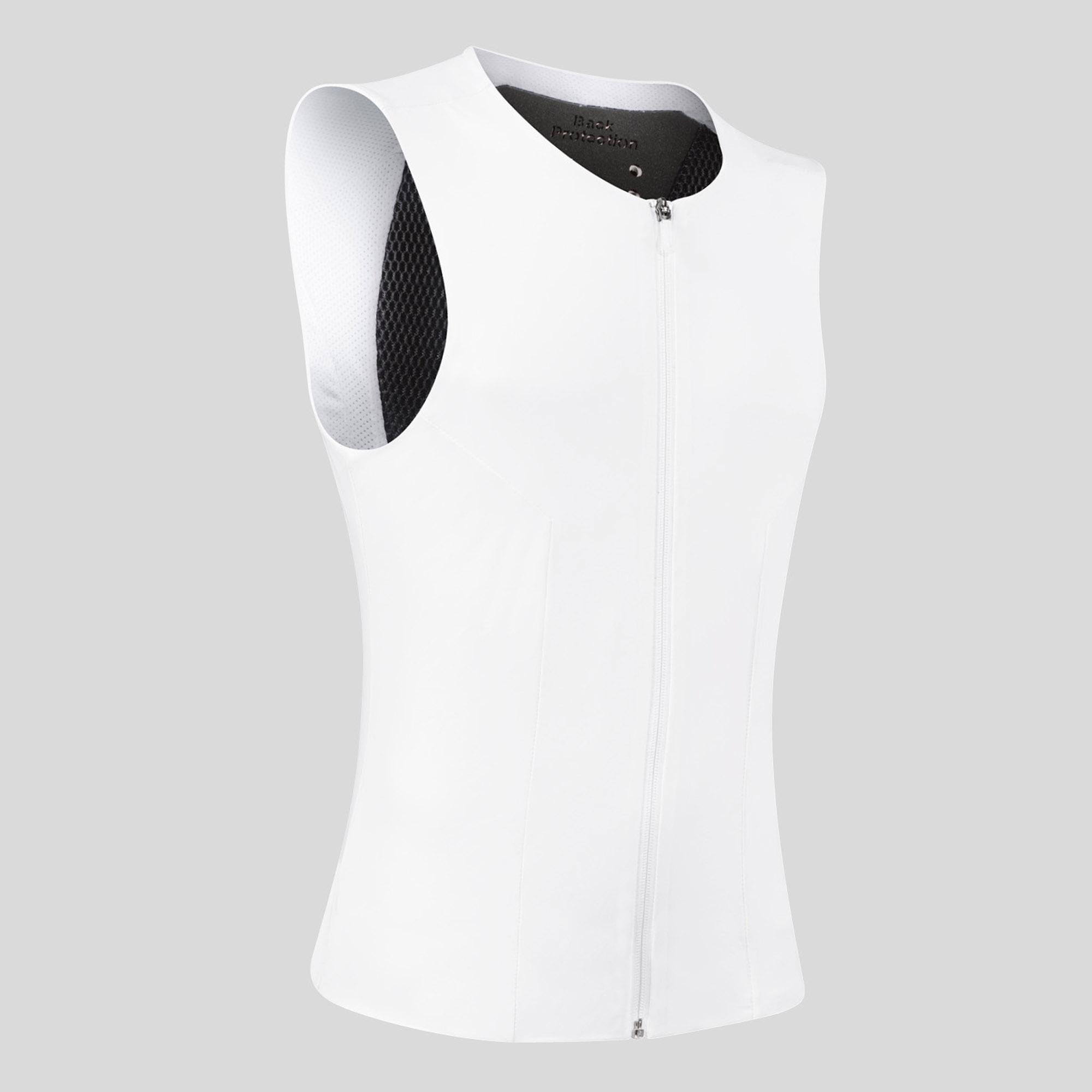 Air Vest Men White