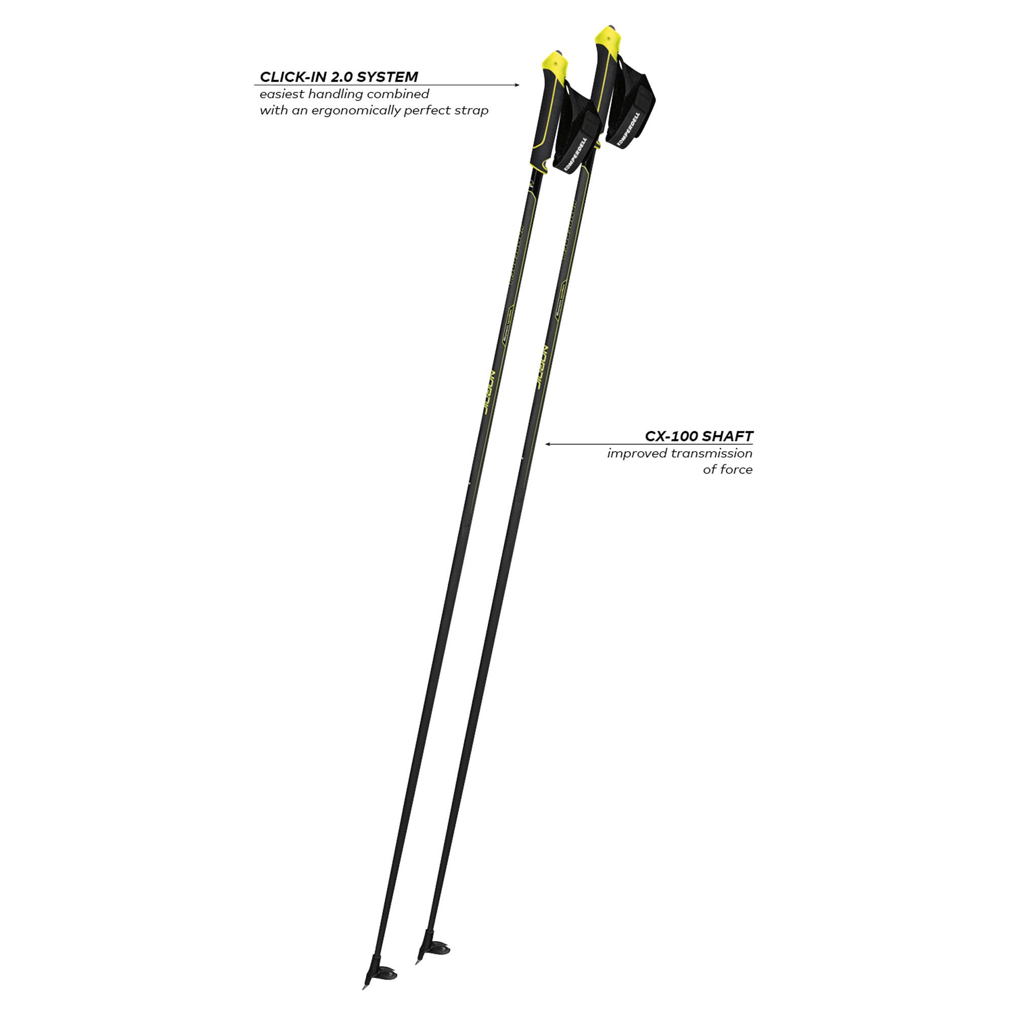 Nordic CX 100 Sport Yellow