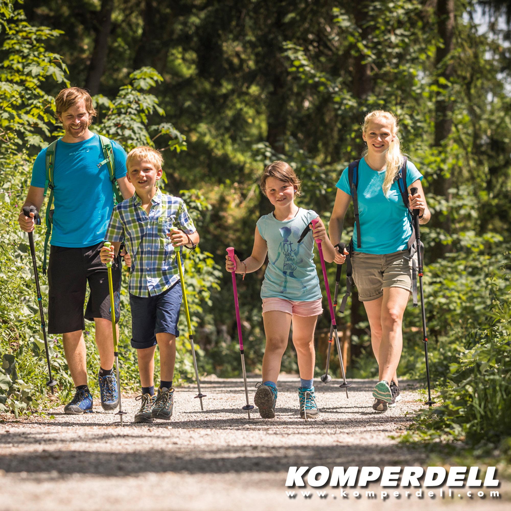 Trailblazer Kids Pink Action